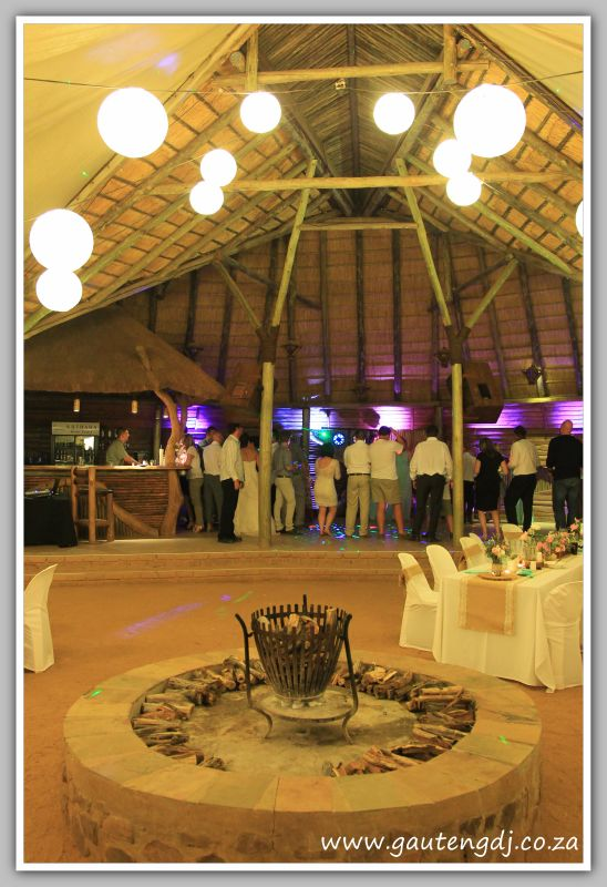 Kuthaba Bush Lodge Gauteng Dj Wedding Dj Pretoria